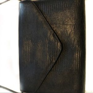 partners Bags - Gorgeous black vintage purse!